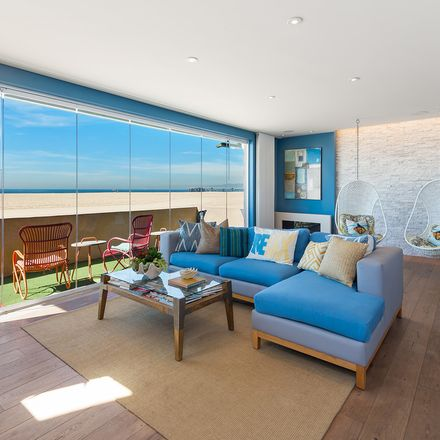 Rent this 2 bed apartment on 3711 Ocean Front Walk in Marina del Rey, CA
