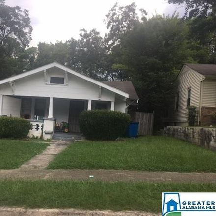 Rent this 3 bed house on 1045 Green Street in Tarrant, AL 35217