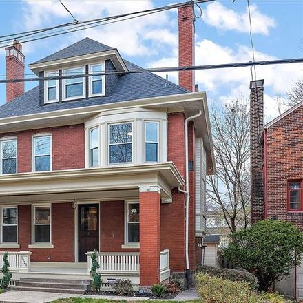 Rent this 5 bed house on Highland Dr in Pittsburgh, PA