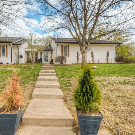 Rent this 3 bed house on Chaucer Cres in Oklahoma City, OK