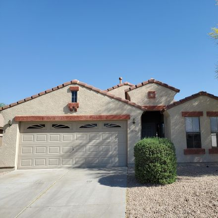 Rent this 3 bed house on 10980 West Manzanita Drive in Peoria, AZ 85345