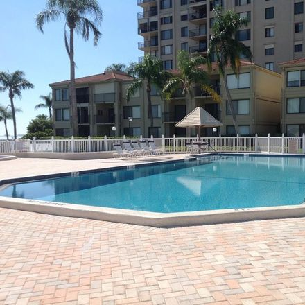 Rent this 1 bed condo on Palma del Mar Blvd S in Saint Petersburg, FL