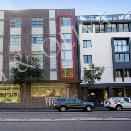 Rent this 1 bed apartment on 7/72-76 Parramatta Road