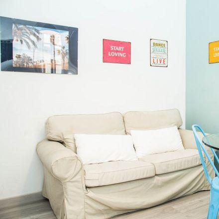 Rent this 2 bed apartment on Generalitat de Catalunya in Departement de Benestar Social i Familia, Carrer del Baluard