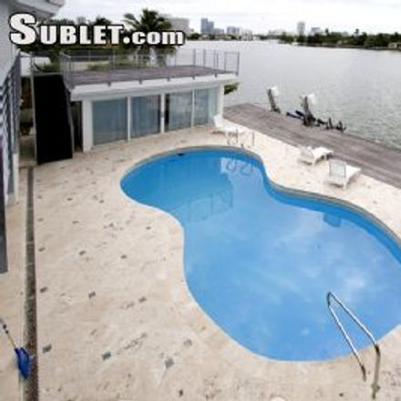 Rent this 5 bed house on 1400 South Biscayne Point Road in Miami Beach, FL 33141