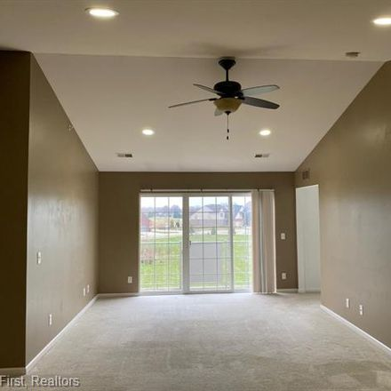 Rent this 2 bed condo on 40617 Blythefield Lane in Canton, MI 48188