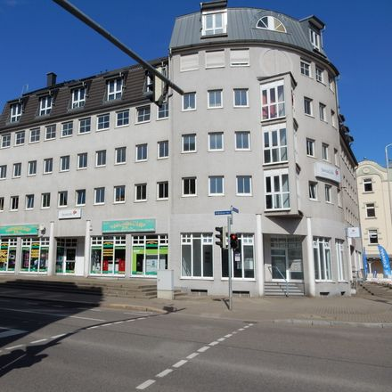 Rent this 2 bed apartment on Leipziger Straße 133 in 08058 Zwickau, Germany