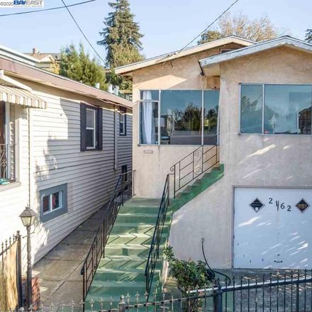 Rent this 2 bed house on 2162 45th Avenue in Oakland, CA 94601