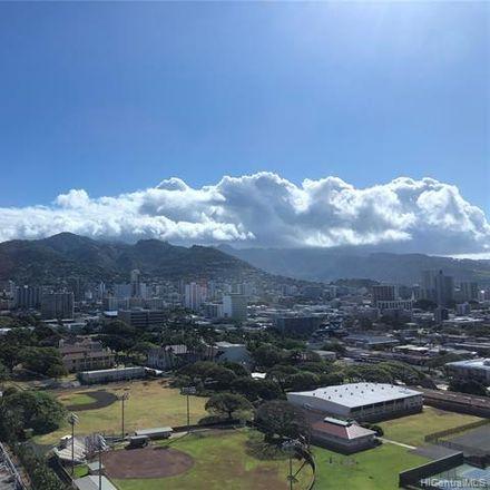 Rent this 2 bed condo on 1009 Kapiolani Boulevard in Honolulu, HI 96814