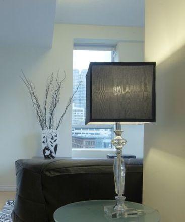 Rent this 1 bed apartment on Urban Residences in 209 Yonge Street, Toronto