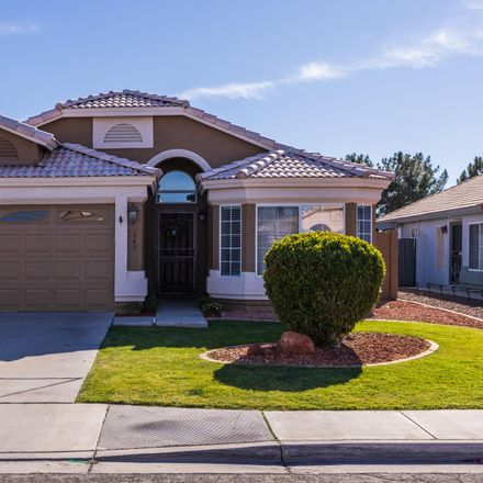 Rent this 3 bed house on 143 West Gail Drive in Gilbert, AZ 85233