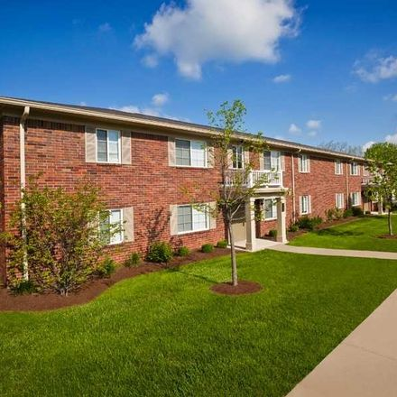 Rent this 2 bed apartment on 93 Knoll Court in Carmel, IN 46032