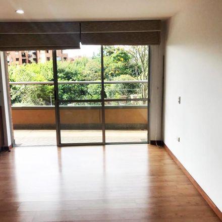 Rent this 2 bed apartment on Calle 18A Sur in Comuna 14 - El Poblado, Medellín