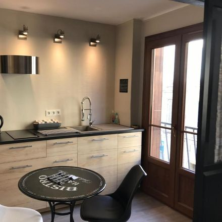 Rent this 1 bed apartment on Le Grand Domaine in Rue des Fiacres, 13002 Marseille