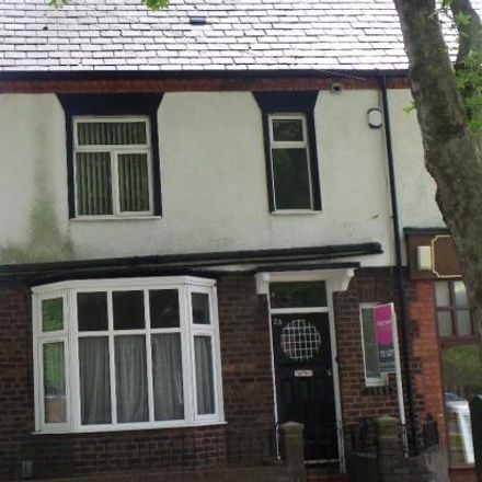 Rent this 4 bed house on Gilmour Junior School in Whitehedge Road, Liverpool L19