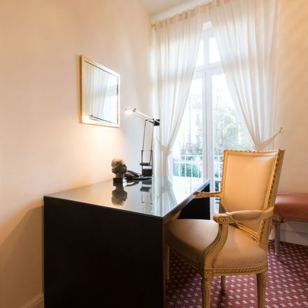 Rent this 1 bed apartment on Frankfurt in Westend Süd, HESSE