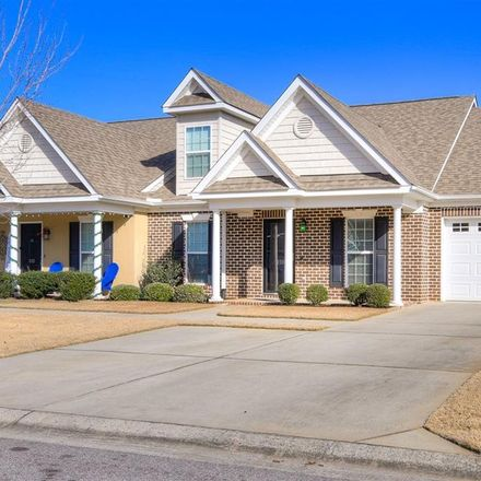 Rent this 3 bed townhouse on Harvester Drive in North Augusta, SC 29841