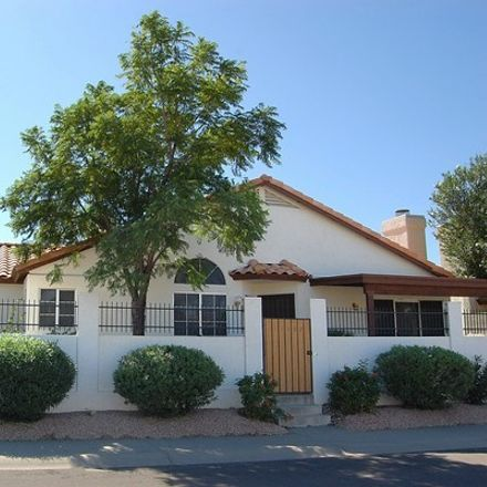 Rent this 2 bed house on 11102 North 111th Place in Scottsdale, AZ 85259