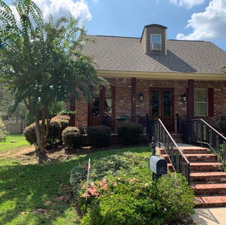 Rent this 3 bed house on 25 Fleur De Lis in Lamar County, MS 39402