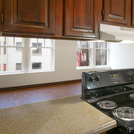 Rent this 1 bed apartment on Lincoln High School in 1600 Southwest Salmon Street, Portland