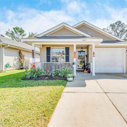 Rent this 3 bed house on 1467 Dunhurst Dr in Pensacola, FL