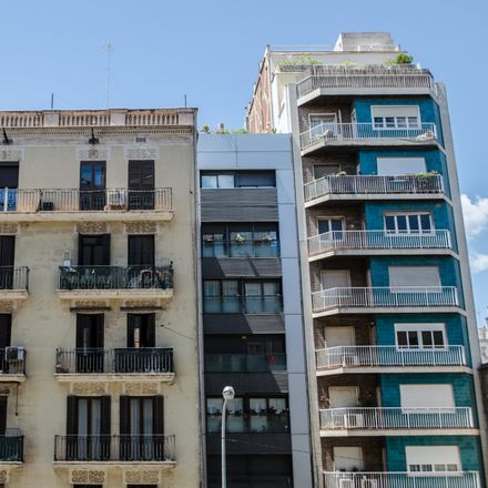 Rent this 5 bed room on Carrer d'Aragó in 478, 08013 Barcelona
