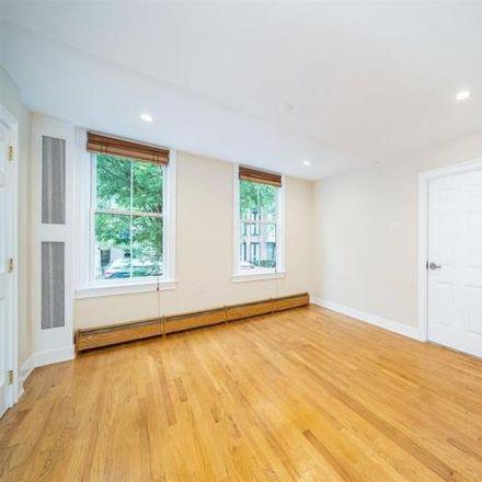 Rent this 2 bed apartment on 118 Garden Street in Hoboken, NJ 07030