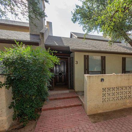 Rent this 3 bed townhouse on 4601 Lanham Street in Midland, TX 79705