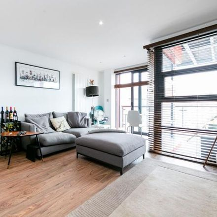 Rent this 2 bed apartment on C. James & Co. in Hoyle Road, London SW17 0RS