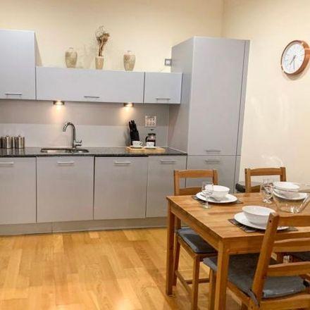 Rent this 1 bed apartment on Tesco Express in Ingram Street, Glasgow