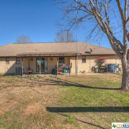 Rent this 3 bed house on 346 Tailwind Drive in Guadalupe County, TX 78155