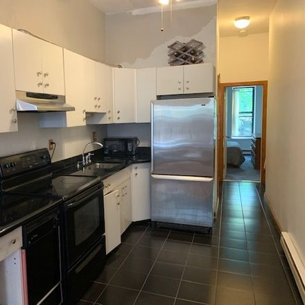 Rent this 1 bed apartment on 203 Madison Street in Hoboken, NJ 07030