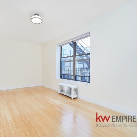 Rent this 1 bed apartment on 31 Ocean Parkway in New York, NY 11218