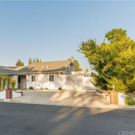 Rent this 4 bed house on Denise Ln in Canoga Park, CA