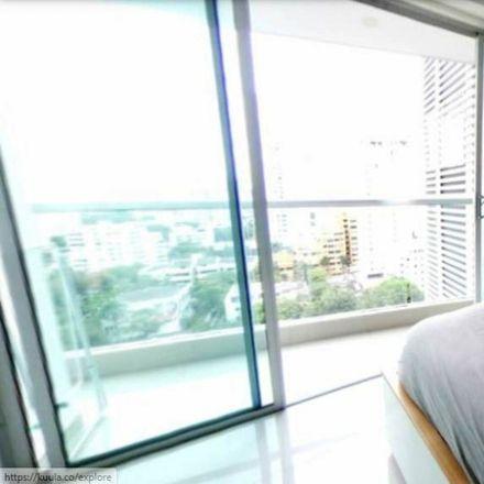 Rent this 3 bed apartment on Defensoría del Pueblo in Carrera 19, Dique