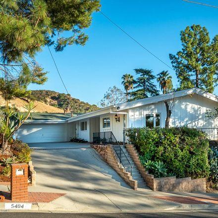 Rent this 4 bed house on 5404 Rock Castle Drive in La Cañada Flintridge, CA 91011