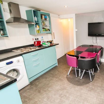 Rent this 5 bed house on Burley Lodge Terrace in Leeds LS6 1QD, United Kingdom