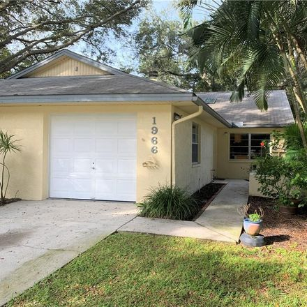 Rent this 2 bed condo on 1966 Elaine Dr in Clearwater, FL