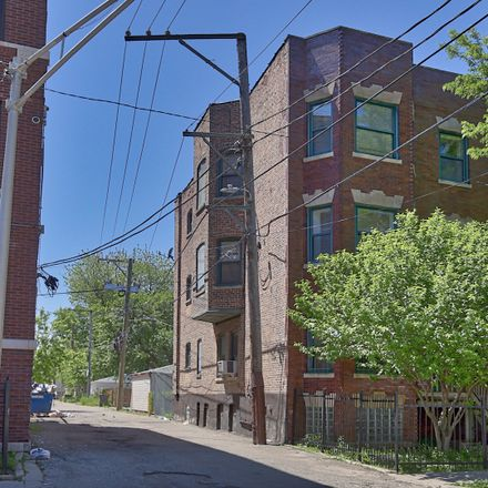 Rent this 3 bed condo on Bethel Lutheran School in 120-122 North Keeler Avenue, Chicago
