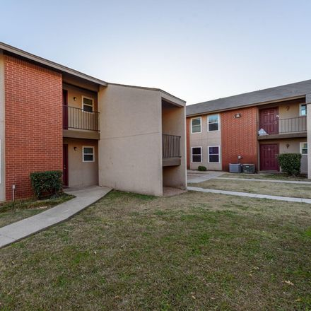 Rent this 2 bed apartment on 410 Bryan St in Denton, TX 76201