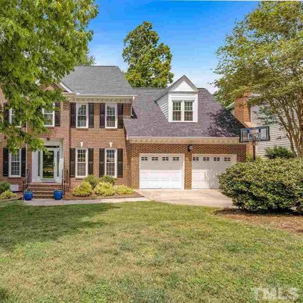 Rent this 4 bed house on 210 Painted Fall Way in Cary, NC 27513