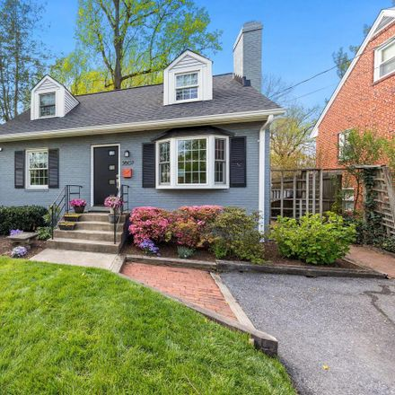 Rent this 3 bed house on Woodridge Avenue in Silver Spring, MD 20901