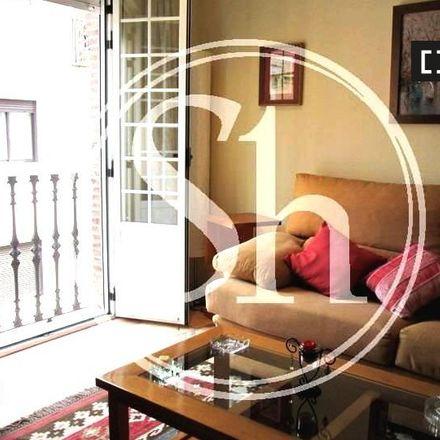 Rent this 1 bed apartment on Calle de Cartagena in 90, 28028 Madrid