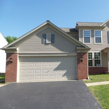 Rent this 4 bed house on 1615 Boulder Ridge Drive in Bolingbrook, IL 60490