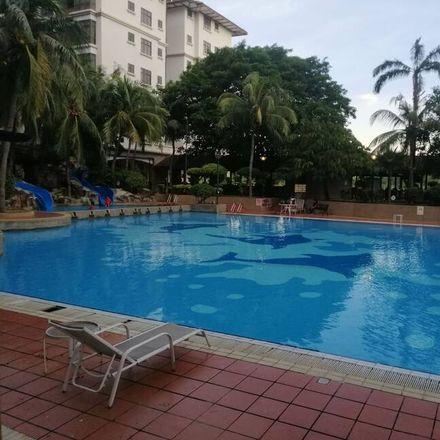 Rent this 2 bed apartment on Mahkota Parade in Lebuhraya Coastal, 75000 Malacca City