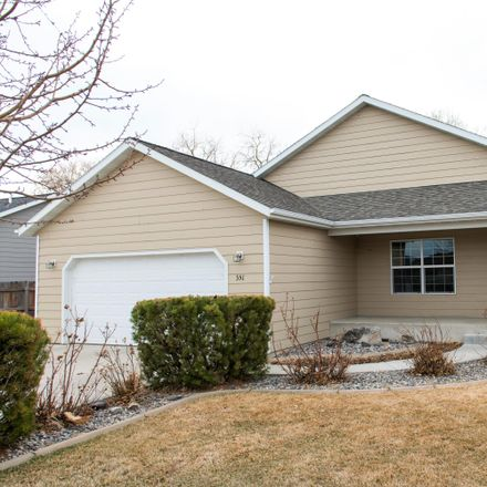 Rent this 3 bed house on 351 Springfield Drive in Helena, MT 59602