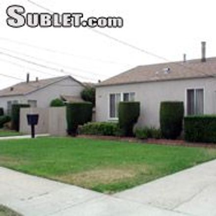 Rent this 2 bed apartment on 1712 West 166th Street in Gardena, CA 90247