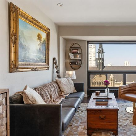 Rent this 1 bed condo on 1177 California Street in San Francisco, CA 94108