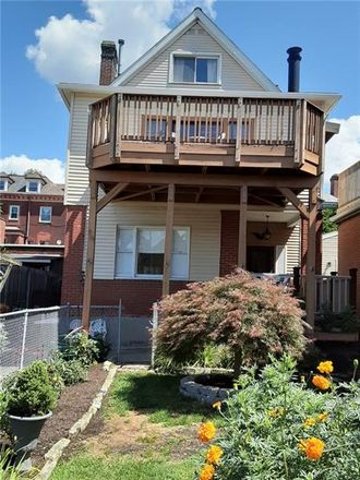 Rent this 1 bed apartment on 5911 Bryant Street in Pittsburgh, PA 15206