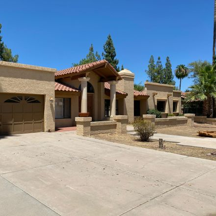 Rent this 5 bed house on 1426 East Calle de Arcos in Tempe, AZ 85284